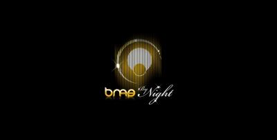 Logo BMP by night