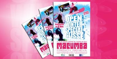 Flyer Macumba