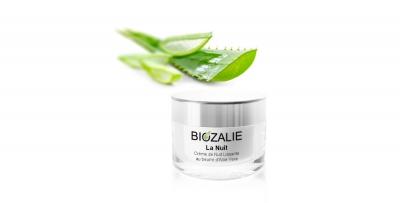 Slide crème de nuit Biozalie
