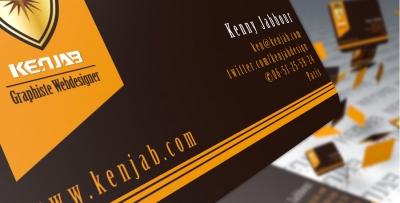 Carte de visite Kenjab